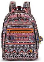 Sakroots Women's York Rolling Backpack