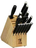 Zwilling J.A. Henckels J.A. Razor 15-pc. Knife Block Set