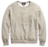 Ralph Lauren RRL Cotton-Blend-Fleece Sweatshirt