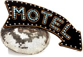 Victoria Grant Moonlight Motel Sequin Fascinator