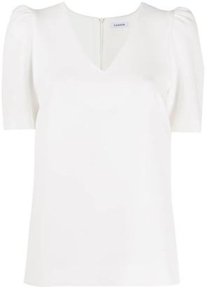 P.A.R.O.S.H. Short Sleeve Blouse