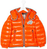 Moncler Rembrandt puffer jacket - kids - Polyamide/Feather/Goose Down - 4 yrs