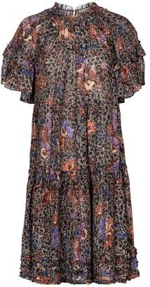 Ulla Johnson Delia floral midi dress