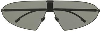 Mykita Karma oversized sunglasses