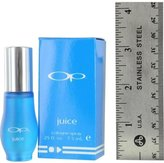 Ocean Pacific OP JUICE by COLOGNE SPRAY .25 OZ MINI for MEN by
