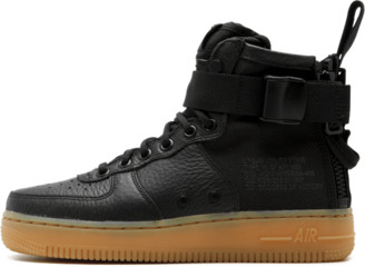 Nike Womens SF AF1 Mid Shoes - Size 9W