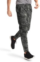 Gap Reflective stretch tapered pants