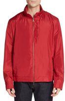 Saks Fifth Avenue Hooded Golf Jacket