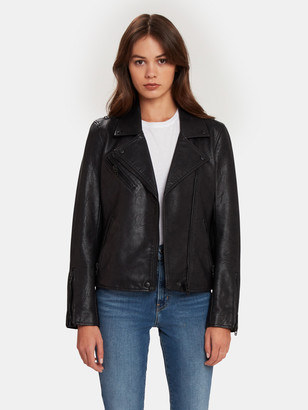 Blank NYC Blanknyc Onyx Faux Leather Jacket
