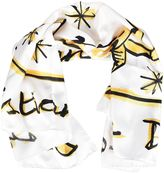 Christian Dior Cancer Scarf