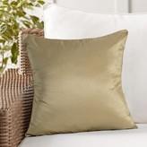 Urias Faux Silk Pillow Protector Astoria Grand Color: Gold