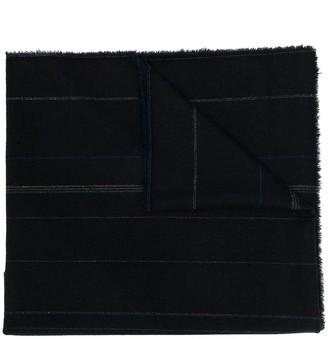 Stephan Schneider Striped Wool Scarf