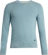 Burberry Waffle-knit cashmere sweater