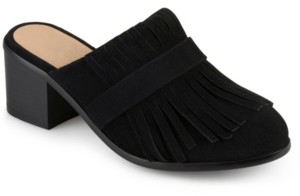 Journee Collection Women's Evelyn Mule Women's Shoes