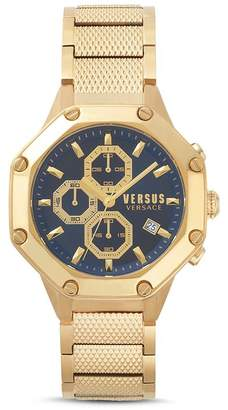 Versace Kowloon Park Chronograph, 45mm