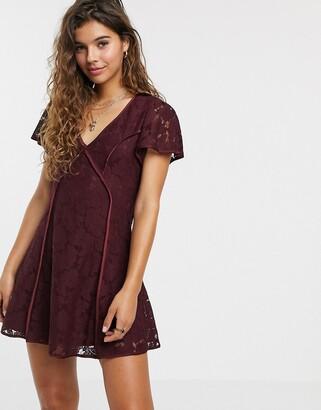 Moon River lace dress