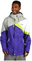 Oakley Ascertain Jacket (Spectrum Blue) - Apparel