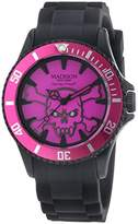 Madison New York Candy Unisex Watch Quartz Analogue Time Stay Alive Silicone U4618A - 20