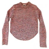 Celine Pink Cotton Knitwear for Women