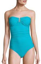 Shan Go West One-Piece Bandeau Swimsuit