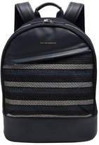 Want Les Essentiels Kastrup Woven-cotton Backpack