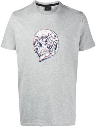 Paul Smith skull print T-shirt