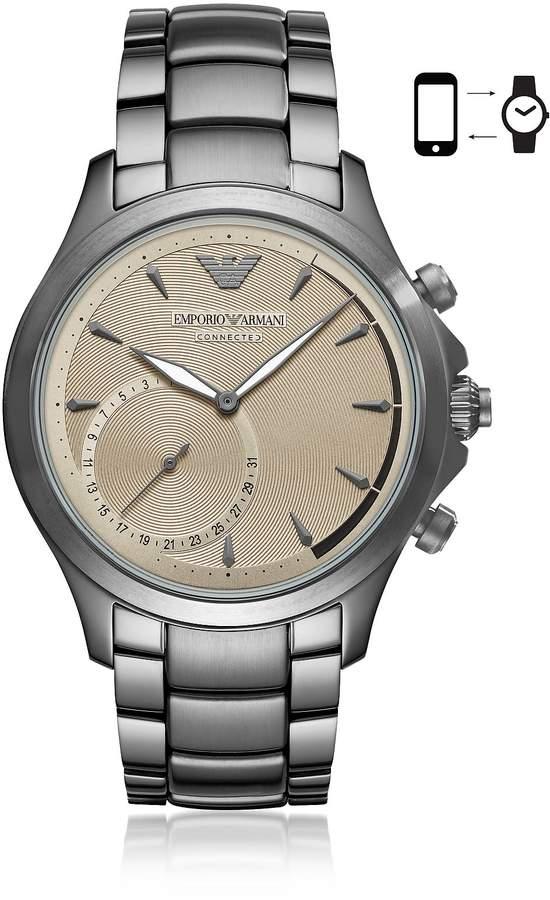 Emporio Armani Connected Men's Hybrid Smartwatch