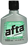 Afta After Shave, Original, 3-Ounces (Pack of 6)