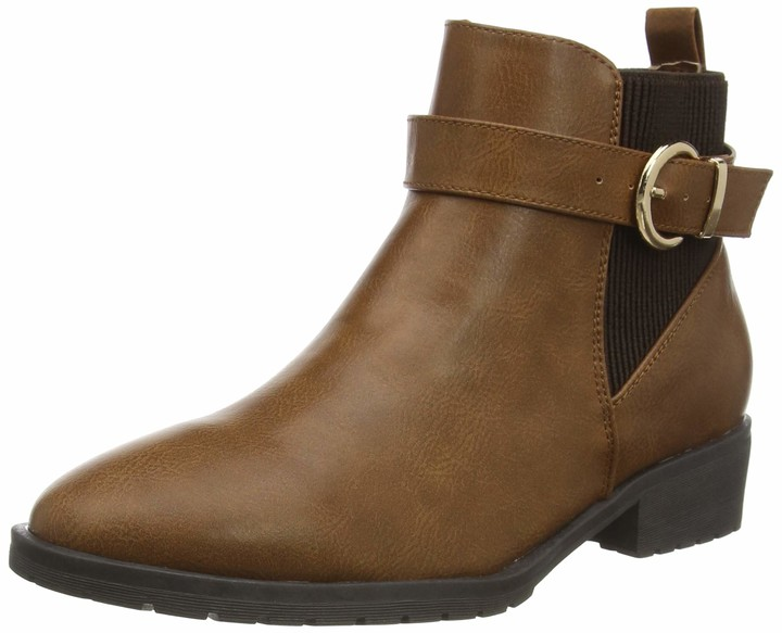 New Look Tan Ankle Boots - Up to 50