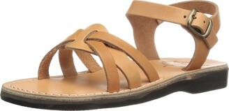Jerusalem Sandals Women's Miriam Flat Sandal