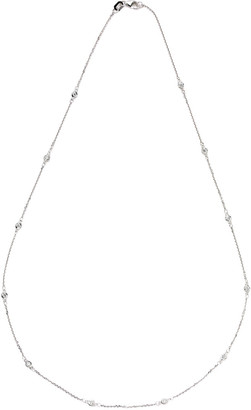 Suzy Levian Diamonds Suzy Levian 14K 0.30 Ct. Tw. Diamond Station Necklace