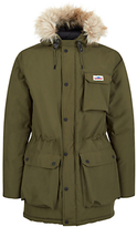 Penfield Lexington Hooded And Insulated Water-resistant Mountain Parka Coat, Lichen