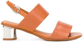 Clergerie Leonie low heel sandals