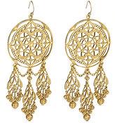 Ben Amun Dream Catcher Earrings