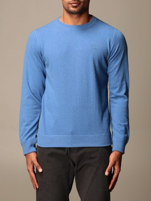 Paul & Shark Paul Shark Cashmere Crewneck Sweater