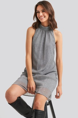 Rut & Circle Rut&Circle Kary Dress Grey
