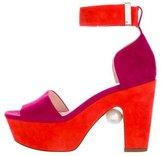 Nicholas Kirkwood Maya Pearl Sandals w/ Tags