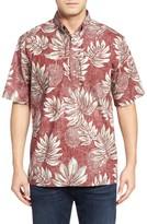Reyn Spooner Men's Moamahi Print Sport Shirt