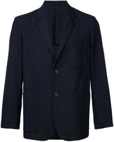 Margaret Howell multiple pockets blazer