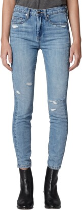 Blank NYC The Bond Distressed Jeggings