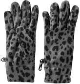 Joe Fresh Women's Fleece Gloves, Grey (Size M/L)