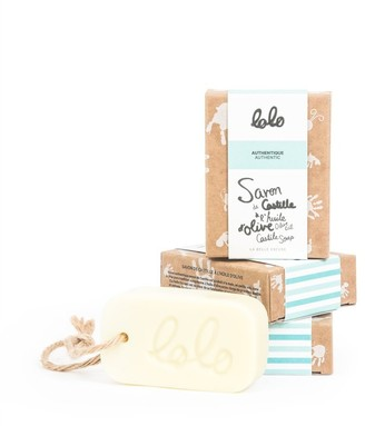 Lolo Olive Oil Castile Soap Authentic - 90 g