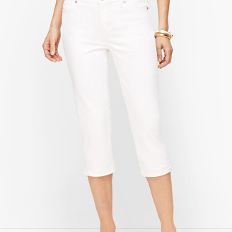 Talbots Pedal Pusher Jeans