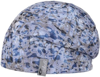 CHILLOUTS Ho-Chi-Minh Oversize Beanie Hat Oversized (One Size - Blue-Mottled)