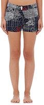 Vilebrequin Women's Ferise Shorts-NAVY