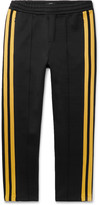 Joseph Striped Scuba-Jersey Sweatpants