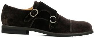 Steve Madden Velvet Derby Shoes