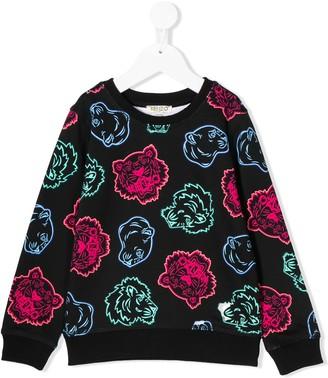 Kenzo Kids Multi-Icon Sweatshirt