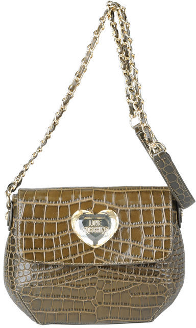 Thumbnail for your product : Love Moschino Medium fabric bag