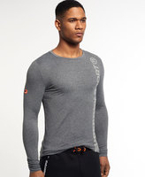 Superdry Gym Sport Runner Long Sleeve Top